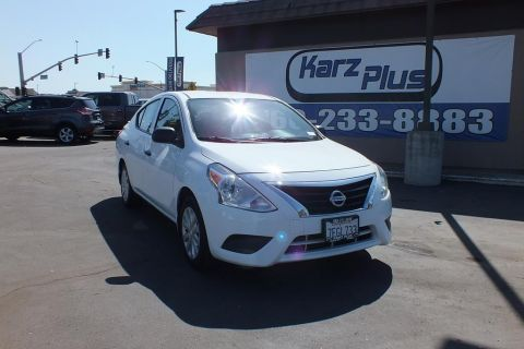 Pre-Owned 2015 Nissan Versa 1.6 S Plus