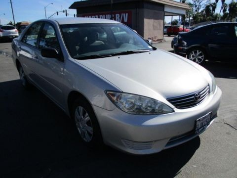 Pre-Owned 2005 Toyota Camry Sedan 4D