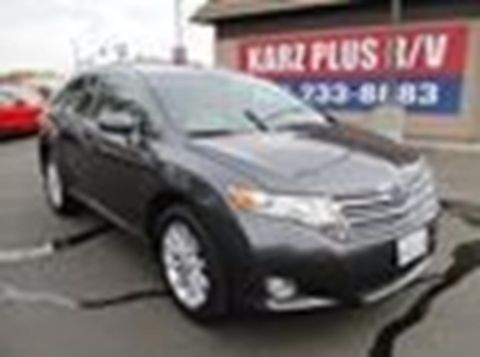 Pre-Owned 2009 Toyota Venza Wagon 4D