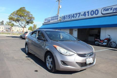Pre-Owned 2011 Hyundai Elantra GLS Sedan 4D