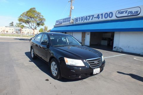 Pre-Owned 2009 Hyundai Sonata GLS Sedan 4D