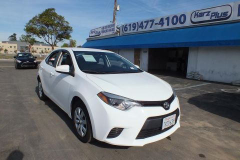 Pre-Owned 2016 Toyota Corolla LE Sedan 4D