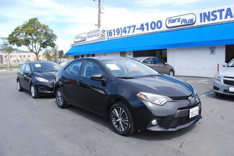 Pre-Owned 2016 Toyota Corolla LE Plus Sedan 4D