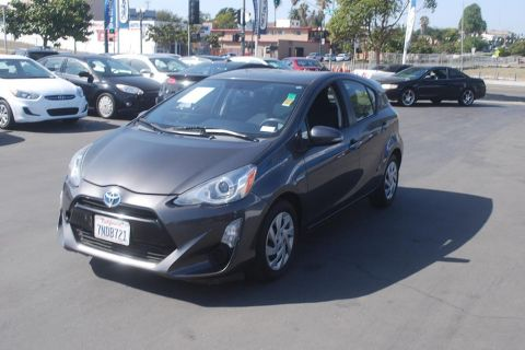 Pre-Owned 2015 Toyota Prius c Two Hatchback 4D