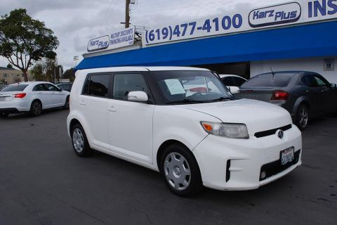 Pre-Owned 2012 Scion XB Hatchback 4D