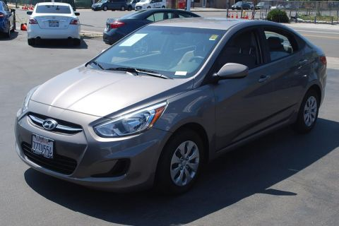 Pre-Owned 2017 Hyundai Accent SE Sedan 4D