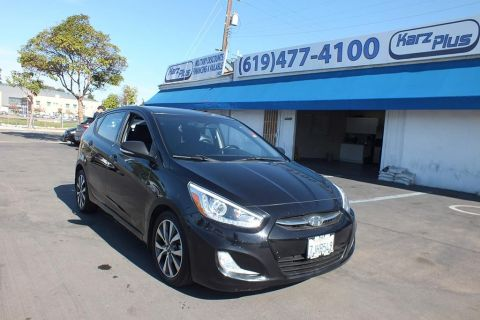 Pre-Owned 2015 Hyundai Accent Sport