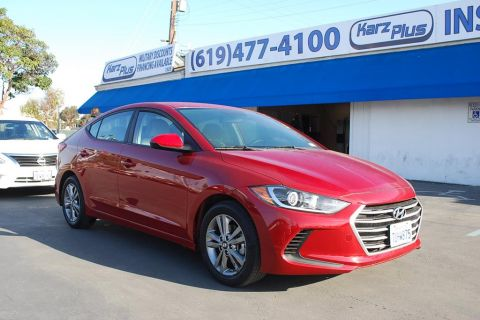 Pre-Owned 2017 Hyundai Elantra SE Sedan 4D