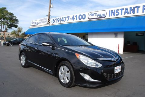 Pre-Owned 2012 Hyundai Sonata Hybrid Sedan 4D