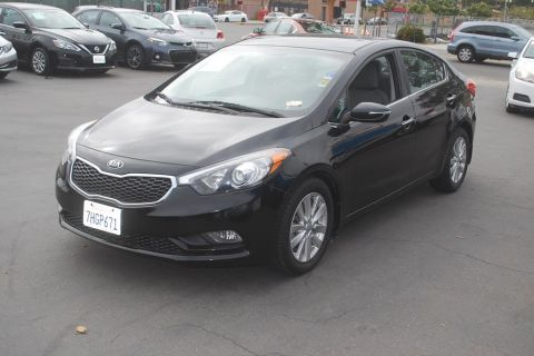 Pre-Owned 2015 Kia Forte EX Sedan 4D